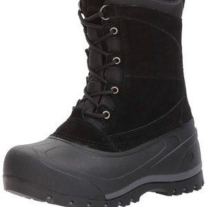 Northside Men's Everest Snow Boot, Onyx, 13 M US